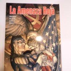 Cómics: COLECCION COMIC NOIR DC - NUM 37 LA AMENAZA ROJA -NUEVO. Lote 62689272