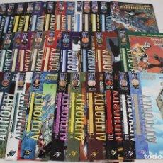 Cómics: THE AUTHORITY, VOLUMEN 1, KEV, TIERRA QUEMADA. 39 COMICS. WLDSTORM, WORLD COMICS.. Lote 62743804