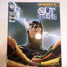Cómics: OUTSIDERS DE DC - NUMERO 10 - PLANETA - NUEVO. Lote 62766068