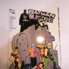 Cómics: BATMAN Y LOS OUTSIDERS DE DC - NUMERO 1 - PLANETA - NUEVO. Lote 62766192