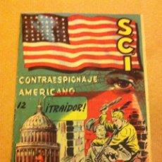 Cómics: SCI - EDITORIAL VALOR - TRAIDOR!. Lote 62811744