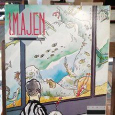Cómics: I.M.AJ.EN DE SEVILLA. Nº 2. INST. EDUCACIÓN Y DEPORTES, SEVILLA - NOVIEMBRE 1987. Lote 63000020