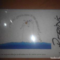 Cómics: TOMO COMPENDIO LOS MEJORES DIBUJOS DEL PAIS PERIDIS DESDE EL 2004-2011 TURPIAL. Lote 63086156