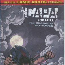 Cómics: LA CAPA DE JOE HILL. Lote 55619139