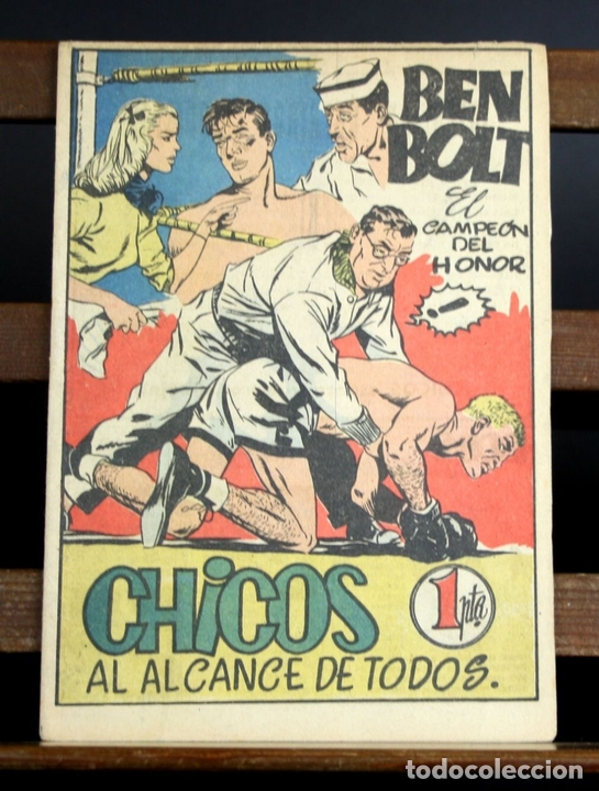 Cómics: 8088 - CHICOS. 209 EJEMPLARES (VER DESCRIP). VV. AA. TALLERES OFFSET. AÑOS 40-50. - Foto 11 - 63179196