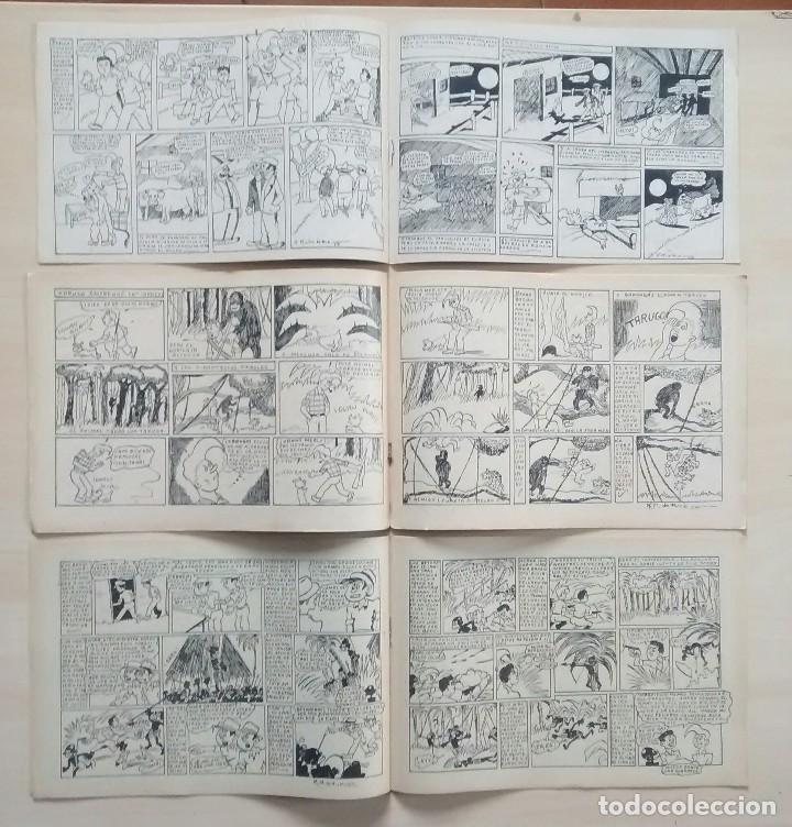 Cómics: Barrabás y Tarugo - Ed. Reus - 1947 / números 1, 2 y 3 (completa) - Foto 9 - 63298796