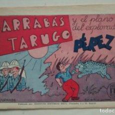 Cómics: BARRABÁS Y TARUGO - Nº 2 - ED. REUS 1947. Lote 63299320