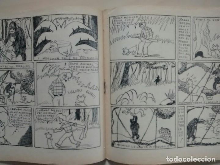 Cómics: Barrabás y Tarugo - nº 2 - Ed. Reus 1947 - Foto 3 - 63299320