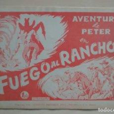 Cómics: AVENTURA DE PETER - Nº 2 - ED. REUS -1947. Lote 63299968