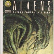 Cómics: ALIENS. Nº 4 (DE 4). GUERRA CONTRA LA TIERRA. NORMA EDITORIAL. MAYO 1992. (Z/C9). Lote 63315316