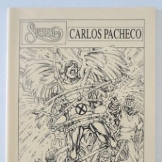 Cómics: STUDIO CARLOS PACHECO Nº 14. Lote 63418224
