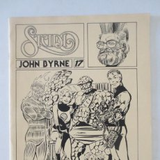 Cómics: STUDIO JOHN BRYNE Nº 17. Lote 63418600