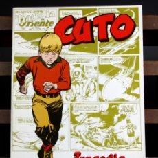 Cómics: 8097 - TRAGEDIA EN ORIENTE. JESÚS BLASCO. EDIC. COLECTIVO 9º ARTE. 1979.. Lote 63544100