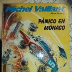 Cómics: MICHEL VAILLANT.Nº1.PÁNICO EN MÓNACO.ED.TIMUN MAS 1991.. Lote 63583016