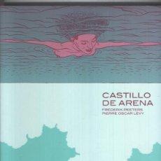 Cómics: CASTILLO DE ARENA. Lote 55552546