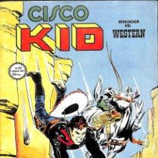 Cómics: CISCO KID Nº22 REVELACION DEL WESTERN. Lote 63976735