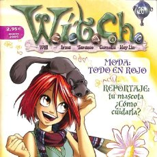 Cómics: WITCH Nº 26 CHANTAJE FINAL. Lote 63977187
