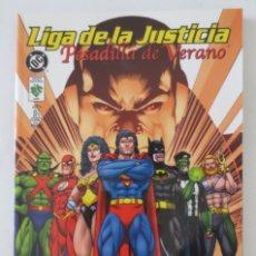 Cómics: LIGA DE LA JUSTICIA PESADILLA DE VERANO. Lote 63977819