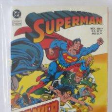 Cómics: SUPERMAN PANICO EN EL CIELO. Lote 63978123
