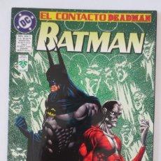 Cómics: BATMAN EL CONTACTO DEADMAN VID. Lote 63978643
