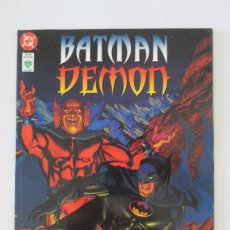 Cómics: BATMAN DEMON VID. Lote 63979079