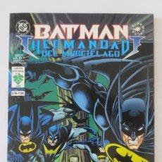 Cómics: BATMAN HERMANDAD DEL MURCIELAGO VID. Lote 70501313