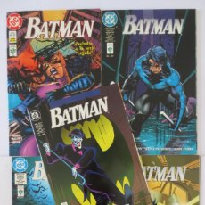 Cómics: BATMAN VID. Lote 63979327