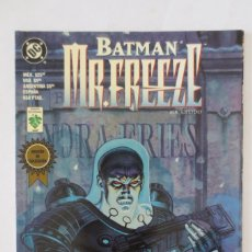 Cómics: BATMAN MR. FREEZE. Lote 64174899