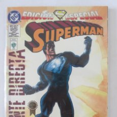 Cómics: SUPERMAN CORRIENTE DIRECTA. Lote 64175519