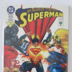 Cómics: SUPERMAN VENGANZA CONTRA SUPERMAN. Lote 64175975