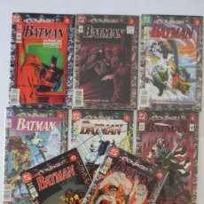 Cómics: BATMAN CONTAGIO. Lote 64176483
