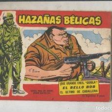 Cómics: HAZAAS BELICAS ROJA NUMERO 091. Lote 64222077