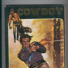 Cómics: COWBOY RETAPADO EDITORIAL TOMO 1. Lote 64223645