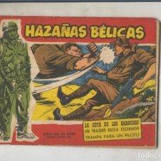 Cómics: HAZAAS BELICAS ROJA NUMERO 122. Lote 64224573