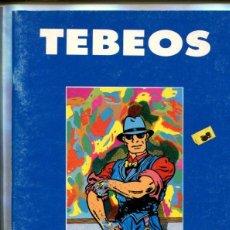 Cómics: TEBEOS: 100 AOS DE HISTORIA. Lote 64228293