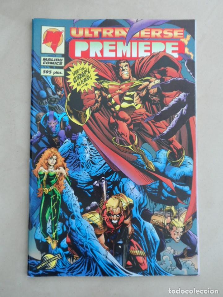 ULTRAVERSE PREMIERE - POSIBLE ENVÍO GRATIS - WORLD COMICS / PLANETA - DIVERSOS AUTORES (Tebeos y Comics - Comics otras Editoriales Actuales)