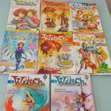 Cómics: LOTE 8 COMICS DE WITCH. Lote 64367175