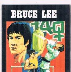 Cómics: COMIC BRUCE LEE EDITORIAL VILMAR LOS CHACALES DE HONG KONG 1983. Lote 64380147