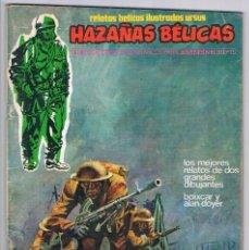 Cómics: COMIC HAZAÑAS BELICAS EL TE DE LAS CINCO 1973. Lote 64380583