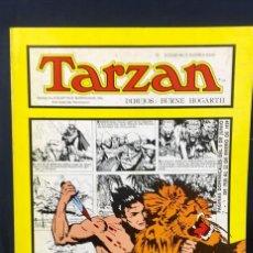 Cómics: TARZAN CAPÍTULO 2 DIBUJOS BURNE HOGARTH TARZAN Y LOS CHINOS. Lote 64464543