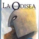 Cómics: LA ODISEA HOMERO GUIÓN DE VILLALOBOS 32 PAGINAS AÑO 2008 MD284. Lote 64584543