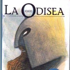 Cómics: LA ODISEA HOMERO GUIÓN DE VILLALOBOS 32 PAGINAS AÑO 2008 - 22. Lote 64584543