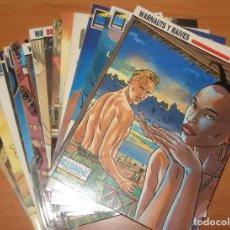 Fumetti: LOTE DE 9 ALBUMES O COMICS DE NORMA EDITORIAL. PANDORA, BN Y CIMOC EXTRA COLOR.. Lote 27470231