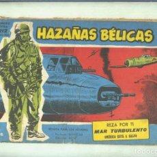 Cómics: HAZAAS BELICAS AZULES NUMERO 212. Lote 64686113