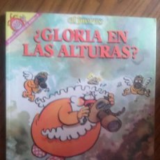 Cómics: ¿GLORIA EN LAS ALTURAS? DIOS MIO. PENDONES DEL HUMOR 74. BUEN ESTADO. EL JUEVES. TOMO. RÚSTICA.. Lote 64763851