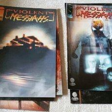 Comics - Violent messiahs 1.2.3.4.5.6.7.8 completa - 64765850