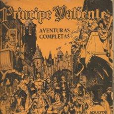 Cómics: PRINCIPE VALIENTE. AVENTURAS COMPLETAS. Nº 1. HÉROES DEL COMIC. BURU LAN 1972 (ST/). Lote 64841215