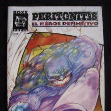 Cómics: PERITONITIS EL HEROE DEFINITIVO - MANUAL PARA LA CREACION DEL PERFECTO SUPERHEROE - PACO ZARCO´S.. Lote 64850199