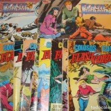 Comics - Lote de 11 comics FLASH GORDON. Vertice, Historica y Colosos del Comic. - 64873899