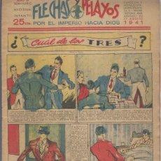 Cómics: FLECHAS Y PELAYOS NUMERO 141 DEL 17.AGOSTO.1941. Lote 64954149